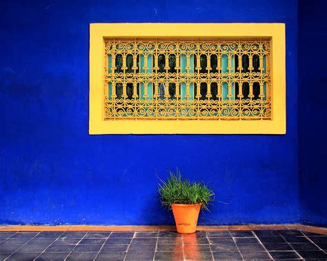 garten yves laurent marrakech majorelle garden