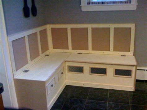 kitchen bench plans life and style a to z n is for nook breakfast nook
