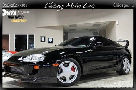 Toyota Supra For Sale Chicago Toyota Supra Turbo For Sale Chicago Difference Between