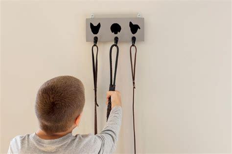 leash holder easy crafty diy leash holder hgtv