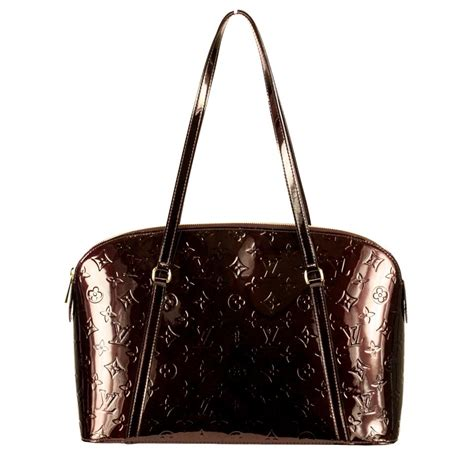 louis vuitton avalon zip rouge fauviste monogram vernis