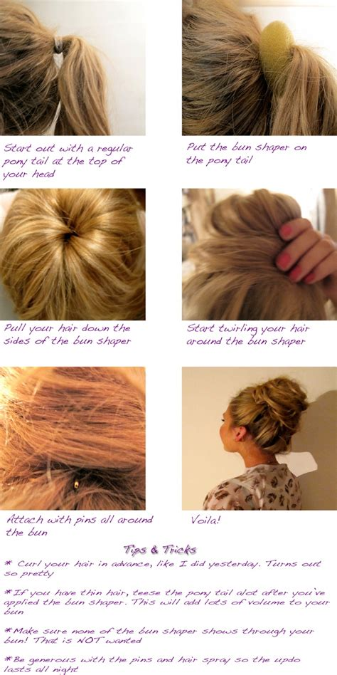 how to do a miltary bun with long hair 89 best images about bun in the oven on pinterest updo