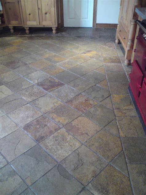 Faux Slate Floor Tiles by Vinyl Flooring Kitchen Faux Floor Ronikordis
