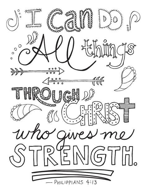 printable coloring pages with bible verses this printable coloring page features the bible verse