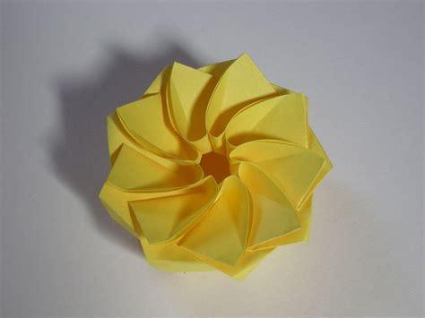 Origami Tato Box - sun tato box origami