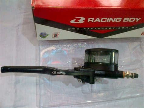 Racing Boy Master Rem Kiri 14mm 1 jual beli master brake master rem atas racing boy