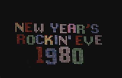 new year january 1981 happy new year s images through the ages 50 retro