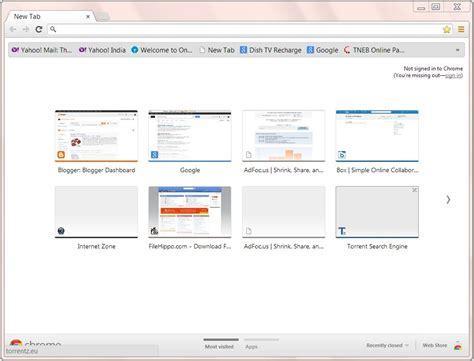 chrome browser internet zone google chrome web browser