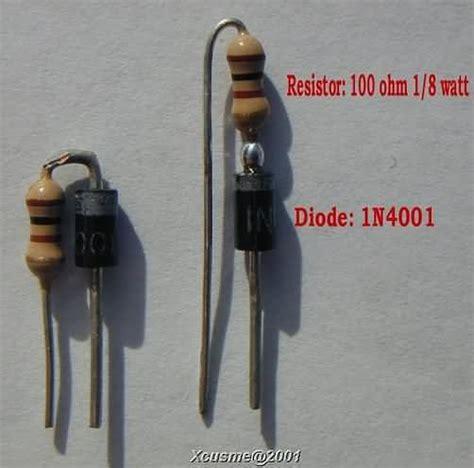 shortstop resistor copper talk step 2