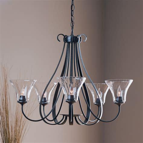 12 best ideas of simple glass chandelier