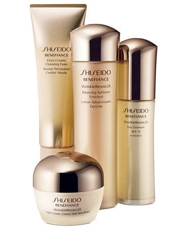 Shiseido Benefiance shiseido benefiance the benefit for your skin perfume s
