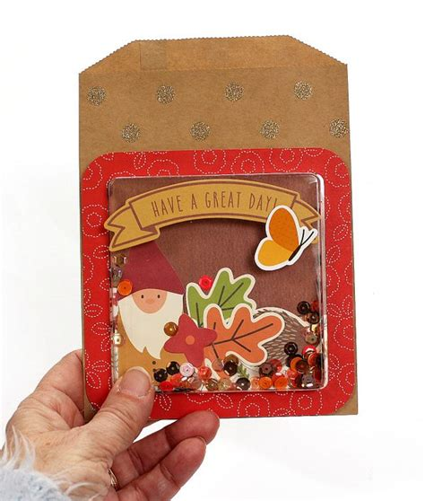 Garden Centre Gift Card - woodland forest shaker gift cards pebbles inc