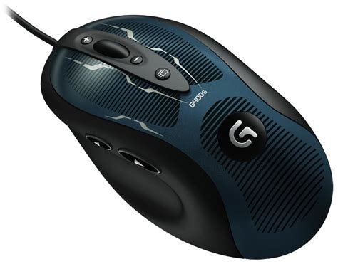Mouse Gaming G400s logitech g400s 910 003589 optical gaming mouse