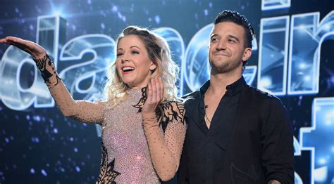 Where Was Libdsy Stirlibg Dwts Carpet - stirling ties for dwts week one s highest score