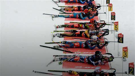 Calendrier Biathlon Biathlon Live Biathlon En Direct Coupe Du Monde Eurosport