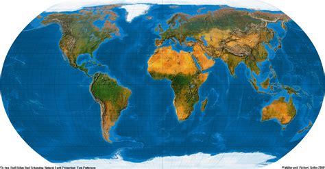 Erde Herbal Kartennetzentw 252 Rfe Kartenprojektionen Bernhard Jennys