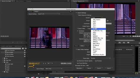 adobe premiere export video format how to export high quality instagram videos from adobe