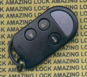 Nissan Maxima Key Programming 1999 99 Nissan Maxima Oem Remote Key Keyless Entry Fob