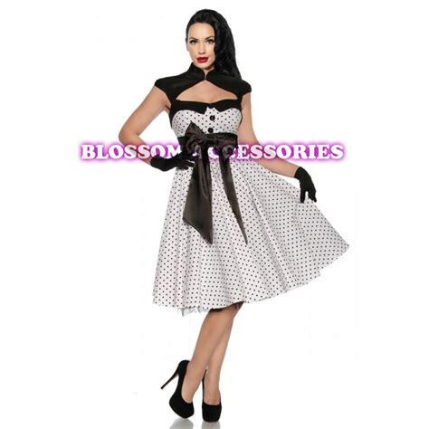 swing dance clothing rk38 rockabilly polka dot 50s 60s swing dance dress pin up