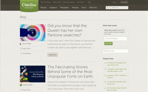 7 Best Blogs by How The Top 50 Marketing Blogs Rock Design