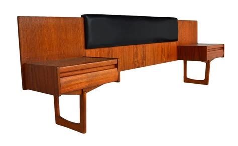 vintage danish modern bedroom furniture mid century teak bedroom set by g plan danish modern retro