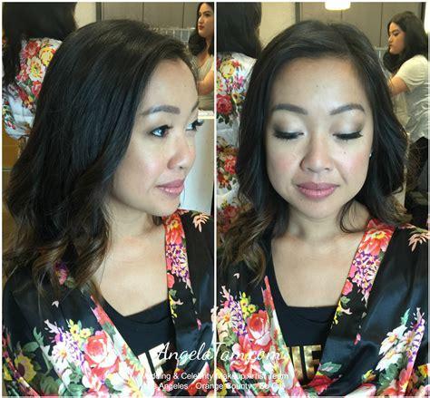 Asian Wedding Korean Bride Makeup Artist and Hair Stylist
