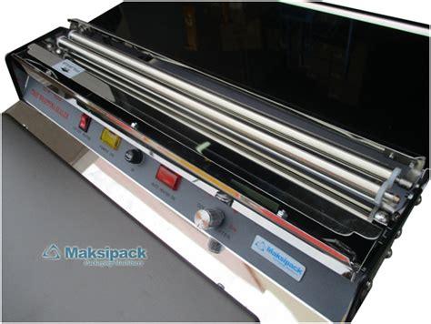 Mesin Wrapping Hw 450 Getra jual mesin pengemas wrapping di semarang toko mesin