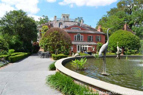 Houmas House Plantation And Gardens by The Beautiful Gardens Of Houmas House Plantation