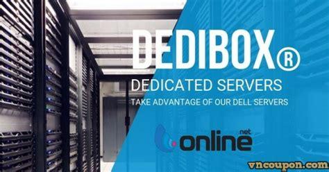 onlinenet dedibox sc gen dedicated server  mo