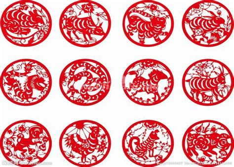Dog Decorations For Home by Paper Cutting Chinese Zodiac Animals Chinese Paper
