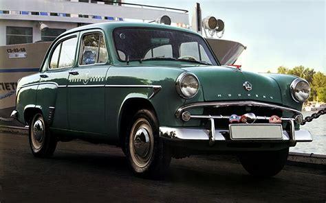 Russisches Auto by Bilder Moskwitsch Auto Russische Autos Retro Autos
