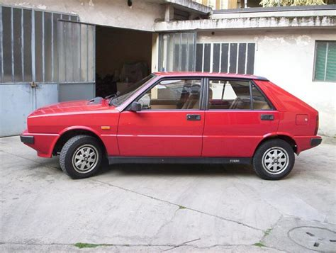 Lancia Hf Turbo Lancia Delta 1600 Hf Turbo Photos And Comments Www