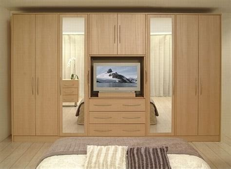 Bedroom Wardrobe Design Ideas Wooden Wardrobe Designs For Bedroom Home Designs Project