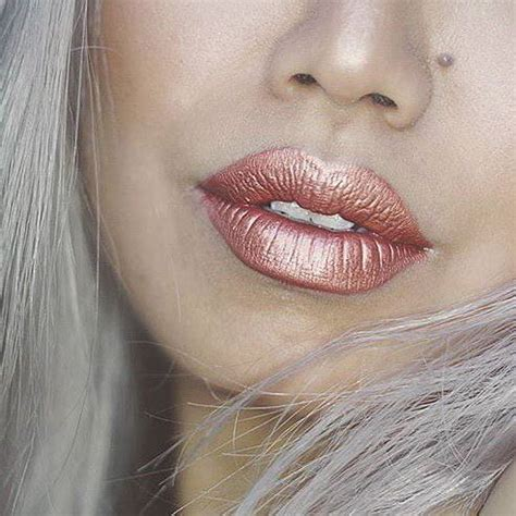 nyx speed of light stand out with our cosmic metals lip cream mayonguyen