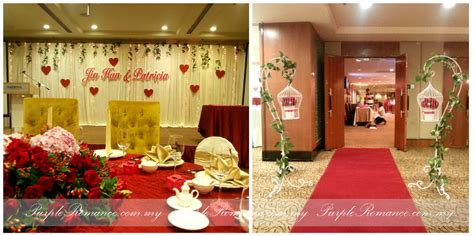 Wedding Backdrop Kl by Garden Theme Wedding Decoration Park Royal Hotel Kuala