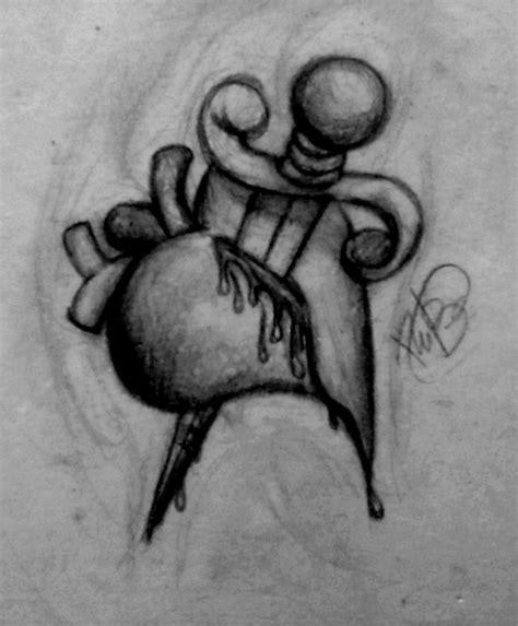 imagenes de amor tristes para dibujar dibujos artisticos de corazones hechos a l 225 piz