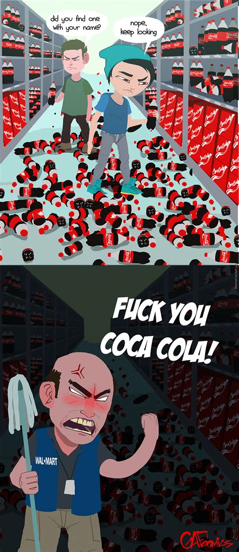 Share A Coke Meme - share a coke with the cleaning man by gafcomics meme center