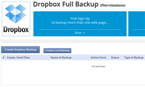 dropbox backup 10 best wordpress backup plugins to protect against data