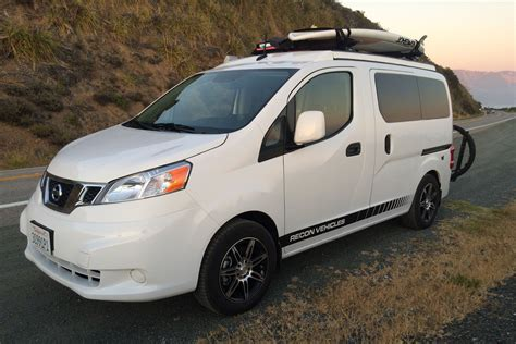 nissan nv200 nissan nv200 recon cer review