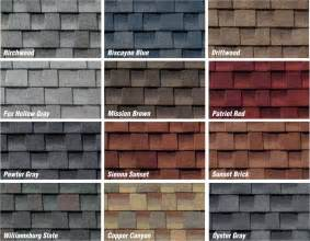 architectural shingles colors architectural roofing shingles architectural roofing