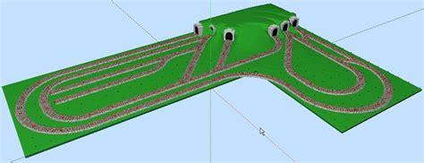 racetrack layout definition l shaped o gauge train layouts ho bmw cars new model 2013