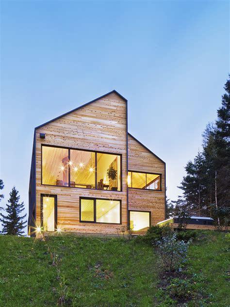 Modern House Plans South Africa dise 241 o de casa moderna de dos pisos m 225 s s 243 tano planos