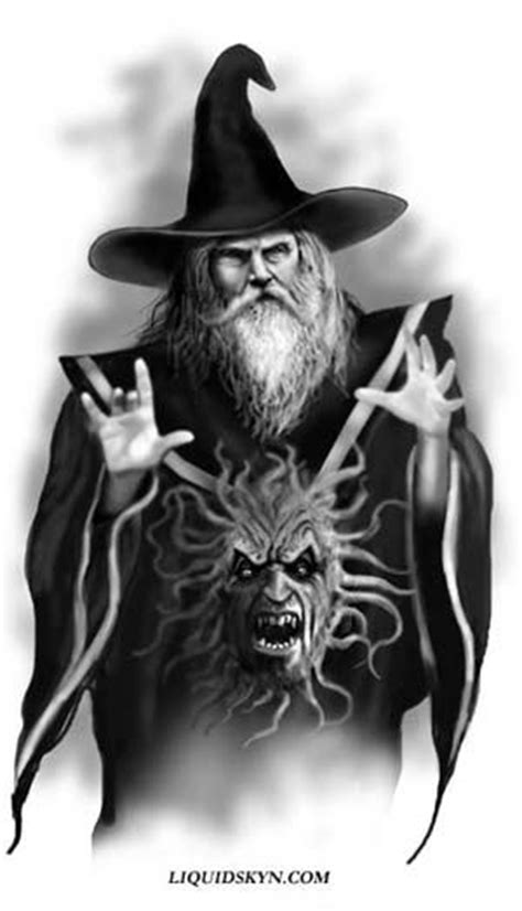 white wizard tattoo 21 best images about tattoos on wizard