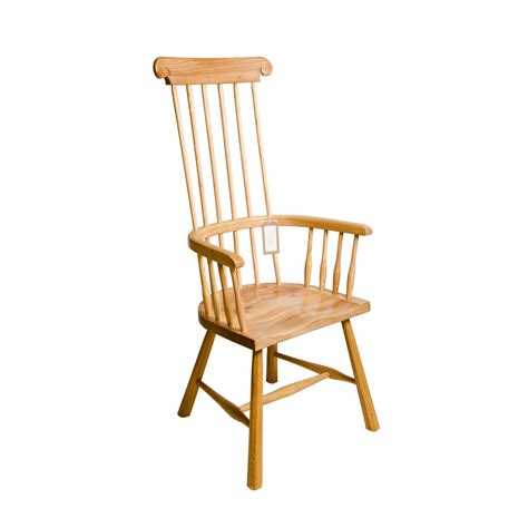 Handcrafted Wooden Chairs - traditional 6 stick chair