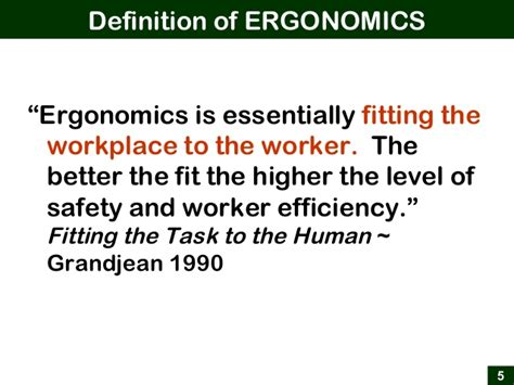 Definition Of Office by Office Ergonomics What How Why An Essential Reading