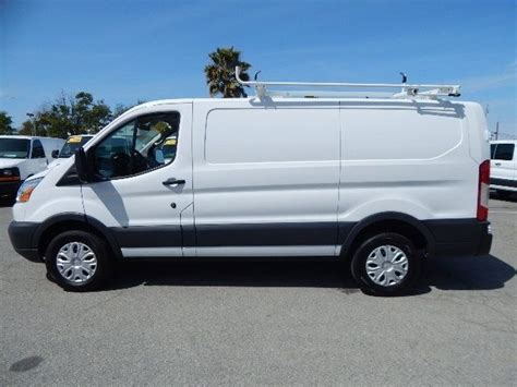 Ford Transit Roof Racks Used used 2015 ford transit 250 cargo low roof bin package