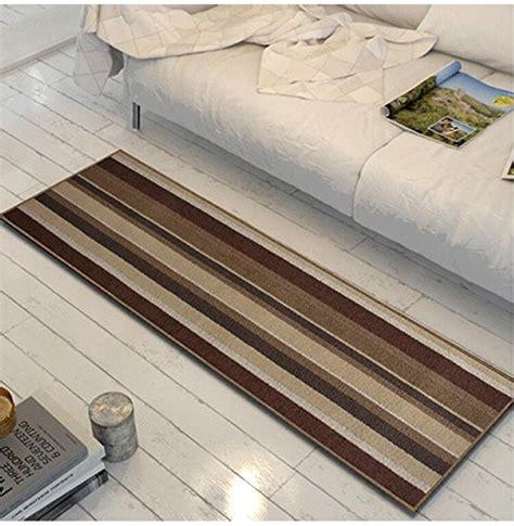 kitchen rugs non slip backing 2 non slip kitchen mat rubber backing doormat runner rug set ebay