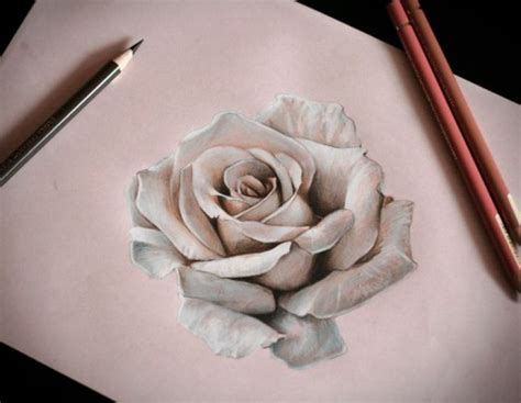 3d rose tattoos 10 white sles and design ideas