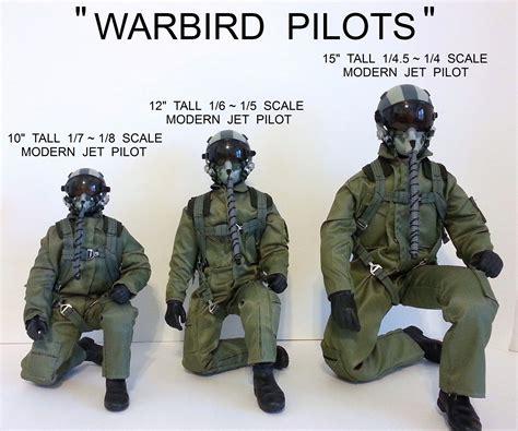 Figure Pilot rc pilot figures rc pilots wwii rc pilots 1 6