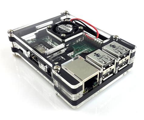 raspberry pi 3 fan top 10 raspberry pi 3 cases with fan screen